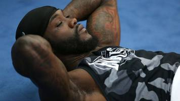 wilder to face hearing for ring death comments