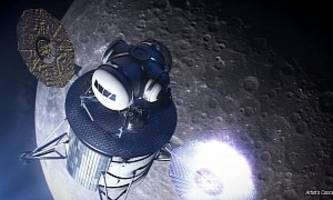 Blue Origin and SpaceX Fight to Build NASA's Moon Lander with 9 Others