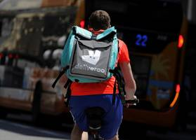 hedge fund marshall wace is a secret winner in the amazon-led $575 million funding round for food-delivery company deliveroo