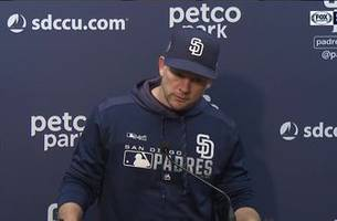 padres manager andy green on kinsler's big home run & the 4-3 win