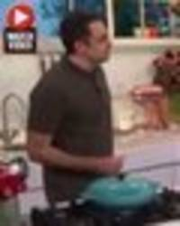 ronnie o'sullivan rinsed by fans after 'boring' cooking appearance on this morning