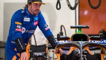 indy 500: fernando alonso 24th after final practice before qualifying