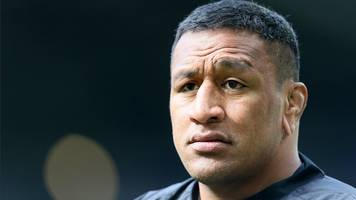 mako vunipola: saracens & england prop ruled out for three months with hamstring injury
