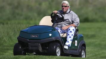 the open: john daly's royal portrush buggy request 'under consideration'