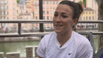 Lucy Bronze on 'special' England World Cup squad announcement