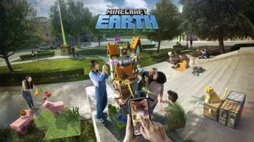 'Minecraft Earth' Is The Next 'Pokemon Go'