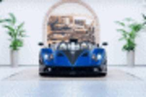 the pagani huayra and zonda could technically live on forever