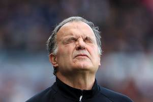 marcelo bielsa reveals how leeds united will recover after derby county defeat