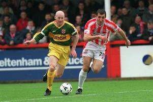From lower league journeyman to chasing a treble at Manchester City - Cheltenham Town's link with 2019 FA Cup final