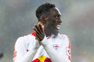 leicester city make approach for £17.5m rb leipzig striker jean-kevin augustin - report