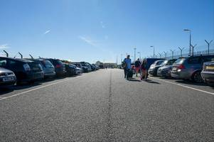 newquay airport opens new car park offering cheaper parking