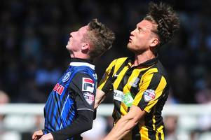 reports claim lincoln city are set to sign former colchester and southend united defender