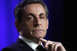 former french president sarkozy set for trial over 2012 campaign