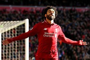 liverpool's mo salah on real madrid's radar, chase continues for chelsea playmaker, man united plot £40m move for celtic star - reports