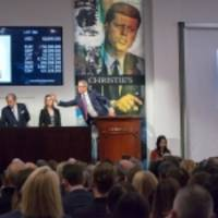Christie's Spring New York Auctions Exceed US$1 Billion