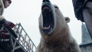 hbo's his dark materials teaser brings out the armored polar bears