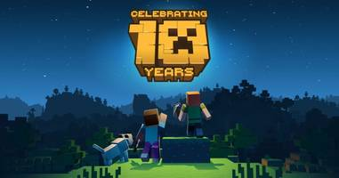 at 10, minecraft hits 176 million sales and announces ar game for ios and android