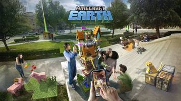Minecraft Earth Adds A Fun, Familiar Layer To Reality