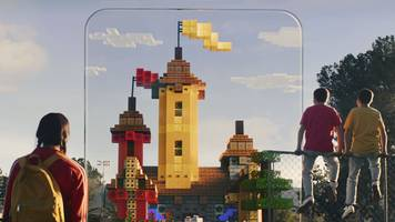 Minecraft Earth is coming: Here's how to apply for the beta from Microsoft