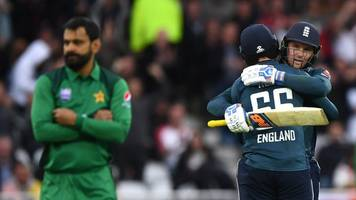 century against pakistan was 'emotional' after 'rough morning' - roy