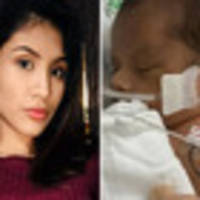 baby cut from womb: murder charges laid after teen mother 'strangled'