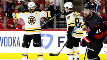 Bruins Punch Ticket for Stanley Cup Final With Sweep of Hurricanes