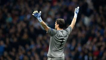 iker casillas: real madrid & spain legend 'to retire' after suffering heart attack