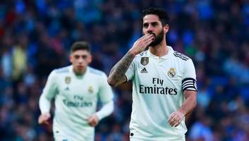 Isco Accepts Substitute Role at Real Madrid After Discussion With Zinedine Zidane