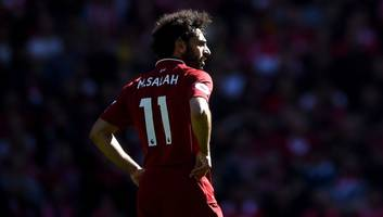 real madrid ready 'first approaches' over signing of liverpool's mohamed salah