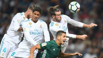 Real Madrid vs Real Betis Preview: Where to Watch, Live Stream, Kick Off Time & Team News