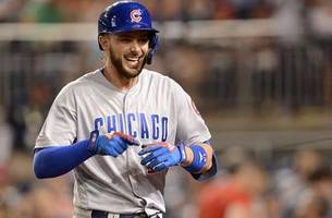 Kris Bryant crushes 3 home runs in Cubs big win over Nationals