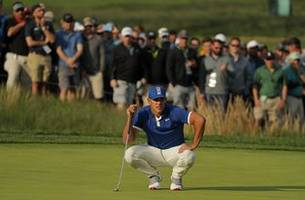Koepka tries to extend his lead in PGA Championship