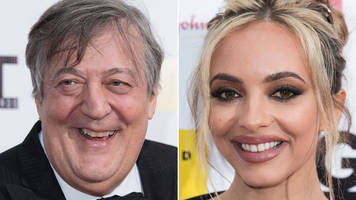 lgbt awards: stephen fry given lifetime honour