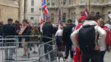 rallies held for british soldiers facing ni charges