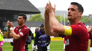 oran kearney: st mirren 'better' than last dundee united meeting, says manager