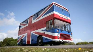 Spice Girls Bus From 'Spice World' Movie Is Now an Airbnb Rental