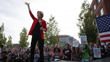 Presidential Hopeful Elizabeth Warren Reveals Abortion Rights Platform