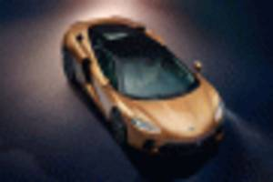 2020 mclaren gt, 2020 toyota supra, the first porsche: this week's top photos