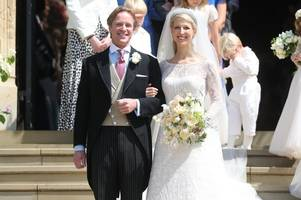 who is lady gabriella windsor and why so many of uk's richest people are at her wedding