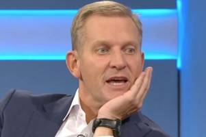 the jeremy kyle show has been dropped from the tv choice awards