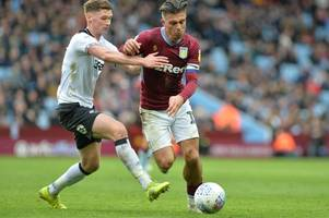 former leeds united man reveals what could give derby county the edge over aston villa