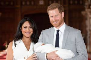 birth certificate of prince harry and meghan markle's son released - confirming where he was born