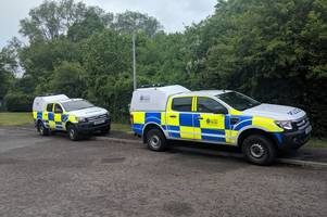 braintree greene view incident: police update after body is found in woodland