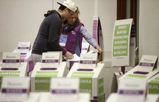 australian opposition 'cautiously optimistic' as counting starts in general election