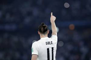 bale will be in real madrid squad for final day, zidane confirms