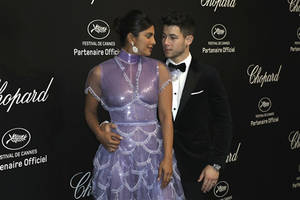 cannes 2019: priyanka chopra and nick jonas dress like a power couple at the gala