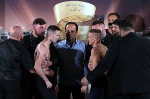 josh taylor vs ivan baranchyk live updates from ibf title clash in world boxing super series