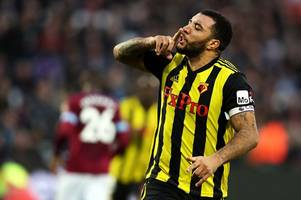 What Watford's Troy Deeney has in store for Prince William ahead of FA Cup final meeting