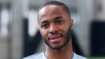 fa cup final. man city v watford: raheem sterling's message to his 15-year-old self