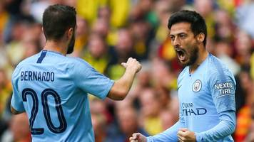 fa cup final: watch all six man city goals in 60 seconds